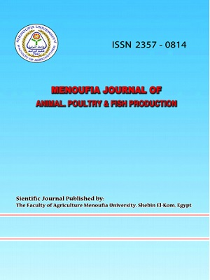 Menoufia Journal of Animal Poultry and Fish Production